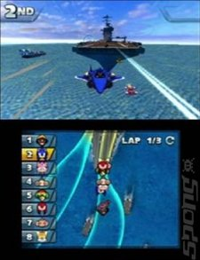Sonic & All Stars Racing Transformed Edition Limitée _-Sonic-All-Stars-Racing-Transformed-3DS-_-1
