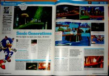 Sonic Generations - Scan 1