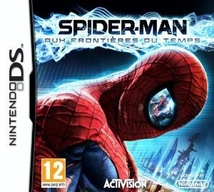 Spider-man-frontieres-du-temps-edge-of-time-nintendo-ds-jaquette-cover-boxart