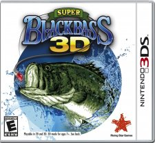 Super Black Bass 3D jaquette super blackbass 3D