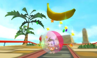 Super Mmonkey ball 3DS Screenshots captures 20