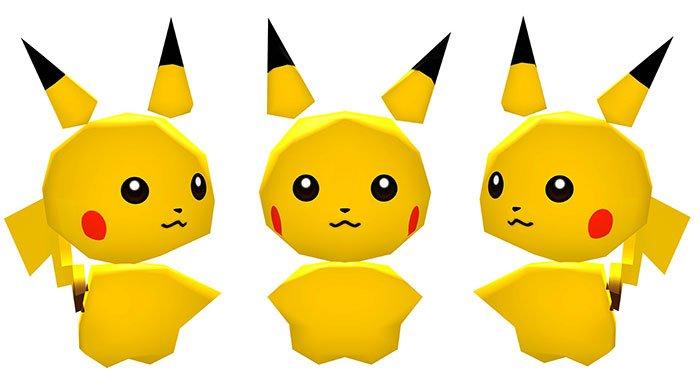 Super Pokémon Rumble - Pikachu