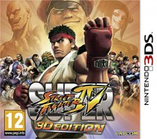 Super Street Fighter 4 3D Edition boite 0045496520472
