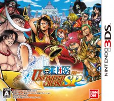 Test One Piece Unlimited Cruise SP 3D Nintendo 3DS cover jaquette jap
