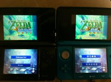 The legend Of Zelda Four sword Anniversary Edition nintendo eshop dsiware gratuit (3)