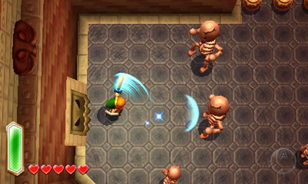 The legend of zelda a link to the past 2 02.05.2013.