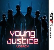 Young Justice: Legacy jaquette joung justice